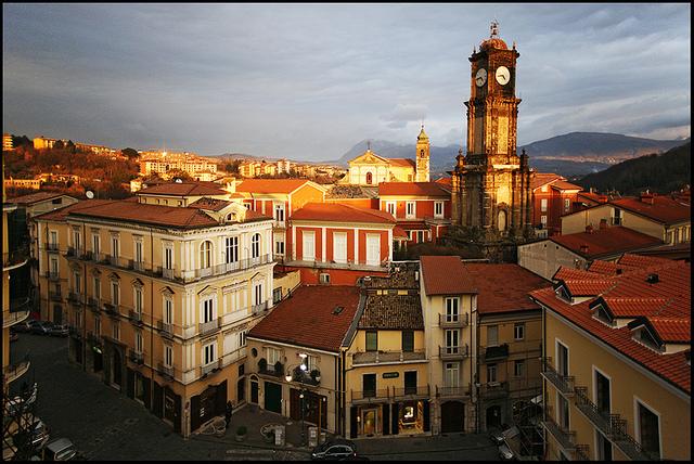 Avellino centro